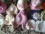 Продам комплекты шапок, и шапки отдельно на зиму