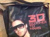 Сумка-почтальонка 30 seconds to Mars