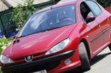 Peugeot 206, 2003 гв, бу с пробегом 114900 км.