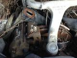 ML W163 Рычаг правый ступица поворотный кулак Диск